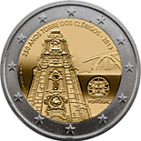 2 EUROS COMMEMORATIVE PORTUGAL 2013
