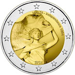 2 EUROS COMMEMORATIVE MALTE 2014