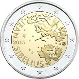 2 euros 2015 inlande commémorative